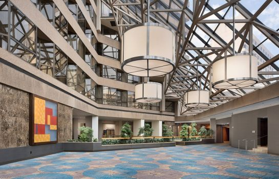 Congresruimte Crystal Gateway Marriott