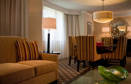 Suite Tysons Corner Marriott