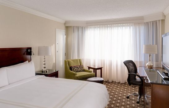 Chambre Tysons Corner Marriott