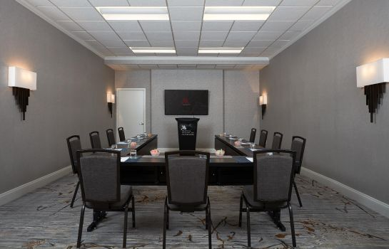 Sala konferencyjna Washington Marriott Georgetown