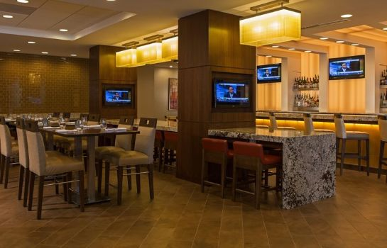 Hotel-Bar Gaithersburg Marriott Washingtonian Center