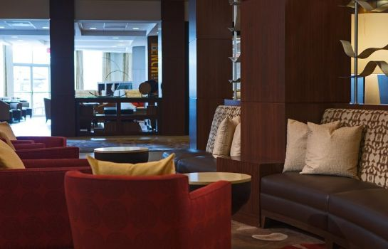 Hotelhalle Gaithersburg Marriott Washingtonian Center