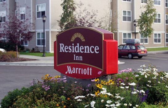 Außenansicht Residence Inn Anchorage Midtown