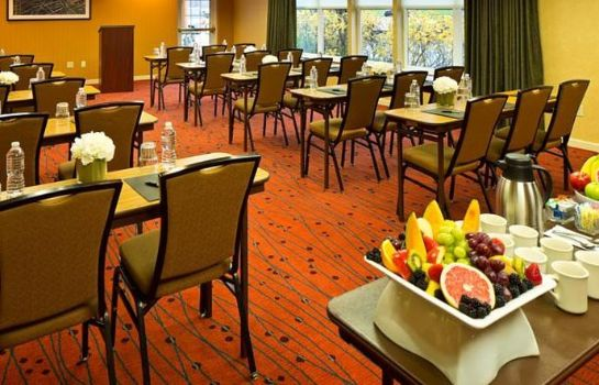 Conference room Residence Inn Anchorage Midtown