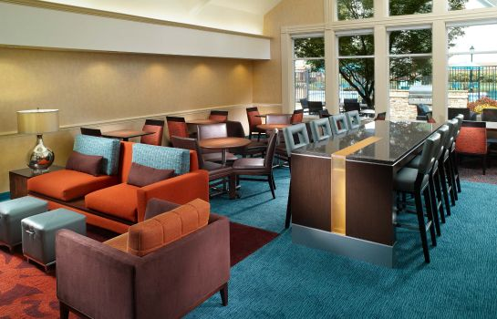 Hotelhalle Residence Inn Atlanta Alpharetta/North Point Mall
