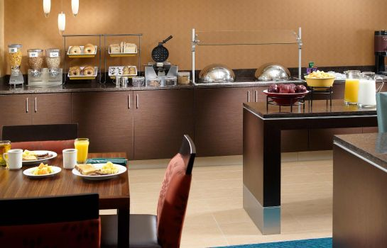 Restaurant Residence Inn Atlanta Alpharetta/North Point Mall
