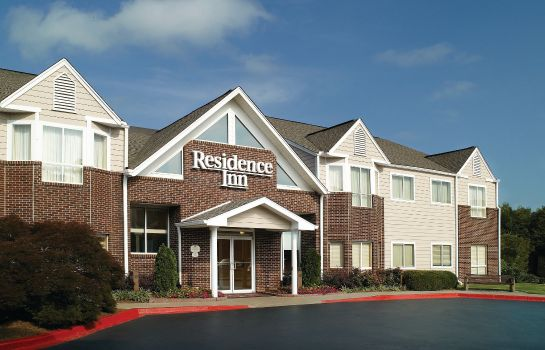 Vista exterior Residence Inn Atlanta Airport North/Virginia Avenue