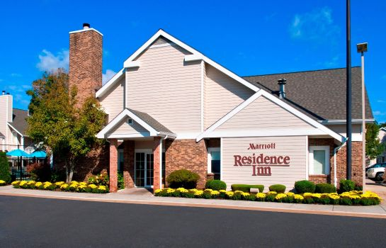 Außenansicht Residence Inn Boston North Shore/Danvers