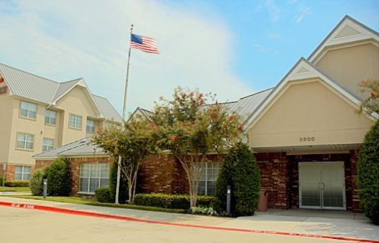 Vista exterior Residence Inn Dallas DFW Airport North/Irving