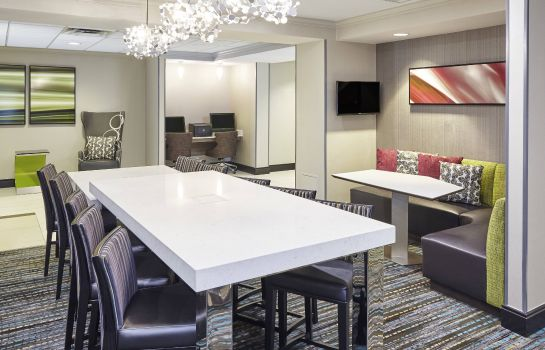 Hall Residence Inn Chicago Schaumburg/Woodfield Mall