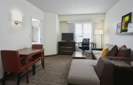 Suite Residence Inn Chicago Schaumburg/Woodfield Mall