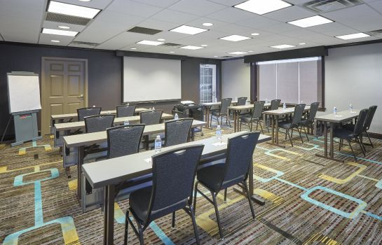 Conference room Residence Inn Chicago Schaumburg/Woodfield Mall