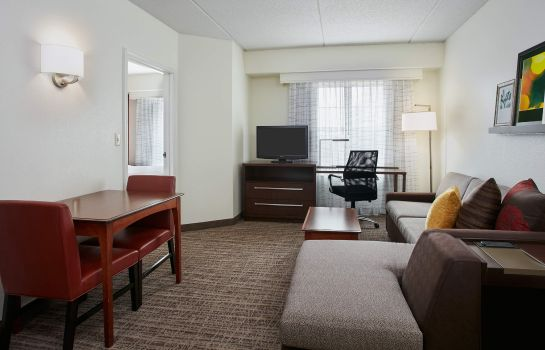 Zimmer Residence Inn Chicago Schaumburg/Woodfield Mall