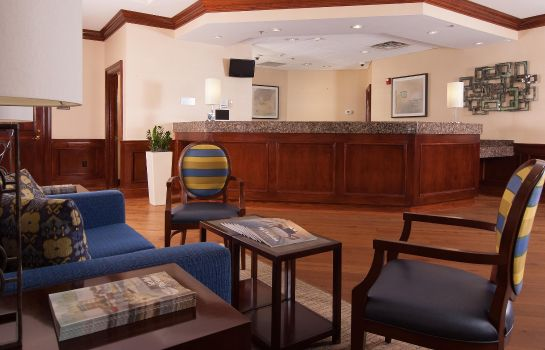 Lobby Residence Inn Charleston Downtown/Riverview