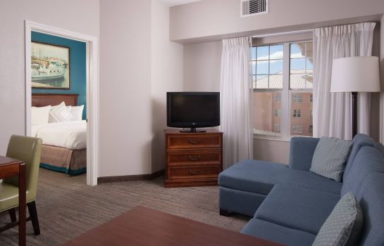 Suite Residence Inn Charleston Downtown/Riverview