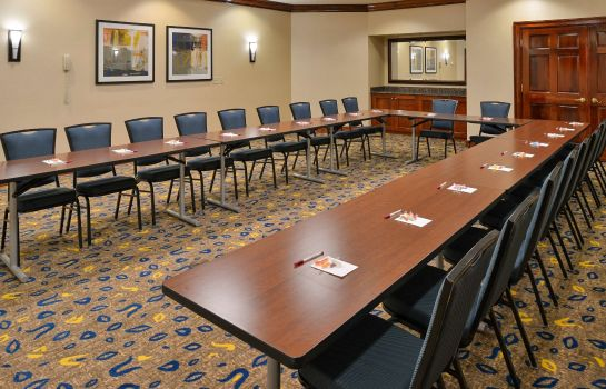 Conference room Residence Inn Charleston Downtown/Riverview