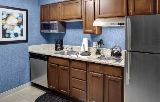Chambre Residence Inn Cleveland Downtown