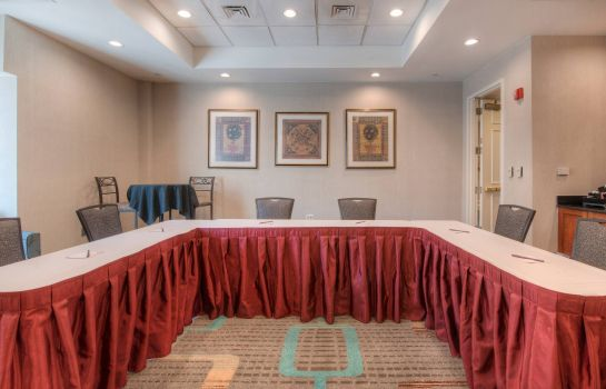 Conference room Residence Inn Charlotte Uptown