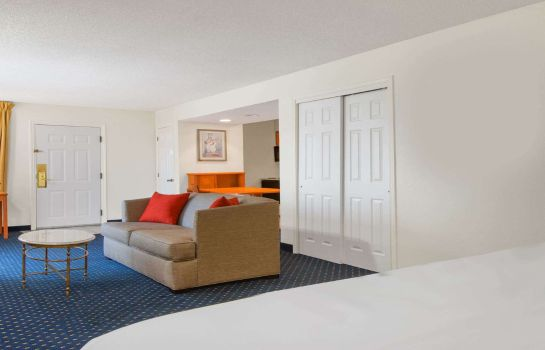Chambre HAWTHORN SUITES BY WYNDHAM COL