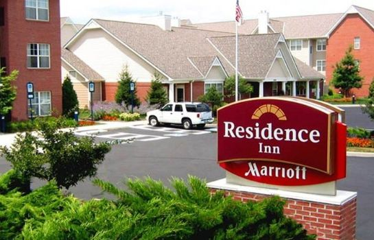 Außenansicht Residence Inn Columbus Easton