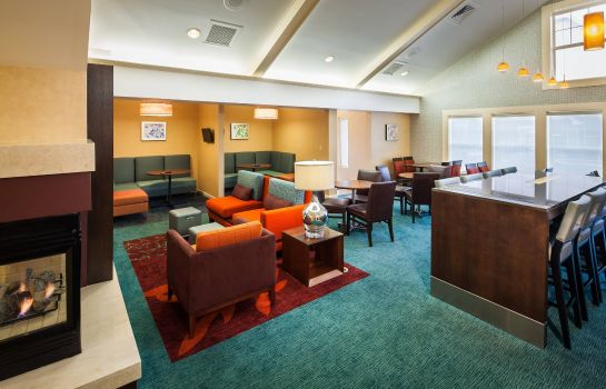 Hol hotelowy Residence Inn Columbus Easton