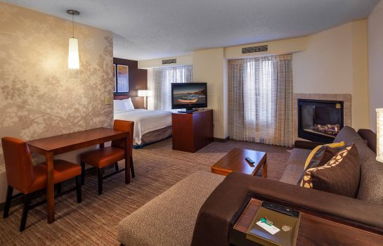 Suite Residence Inn Columbus Easton