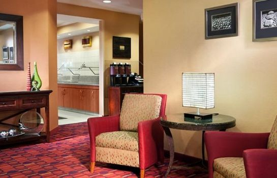 Hotelhalle Residence Inn Dallas Central Expressway