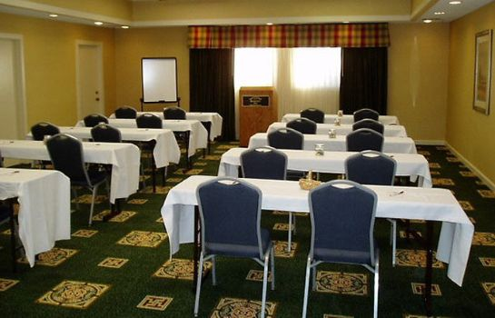 Conference room Residence Inn Dallas Las Colinas