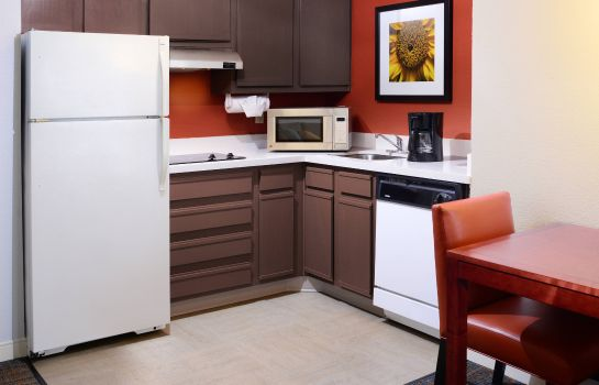 Suite Residence Inn Dallas Plano/Legacy