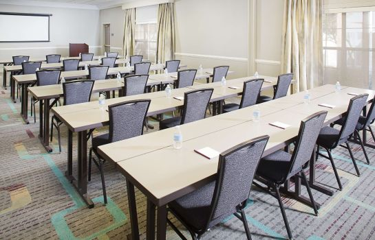 Conference room Residence Inn Dallas Park Central