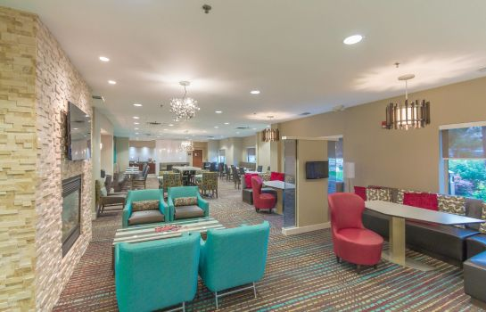 Hotelhalle Residence Inn Fort Worth Alliance Airport