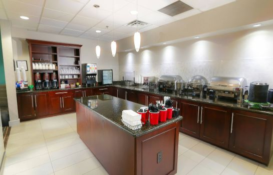 Restaurante Residence Inn Fort Worth Alliance Airport