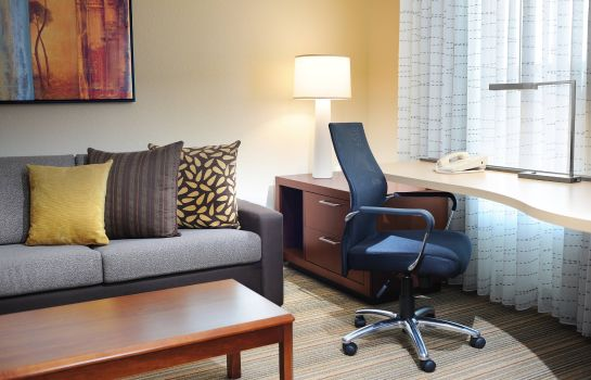 Suite Residence Inn Fort Worth Fossil Creek