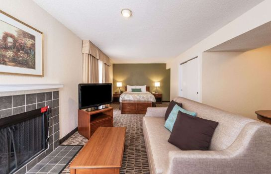 Suite HAWTHORN SUITES BY WYNDHAM FOR