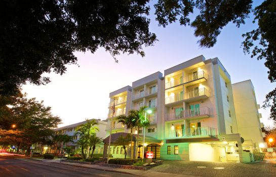 Exterior view Residence Inn Miami Coconut Grove