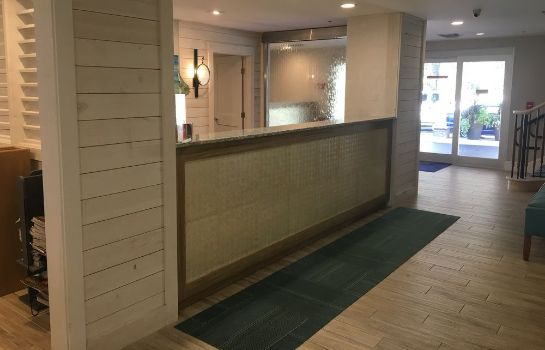 Reception Palmera Inn and Suites