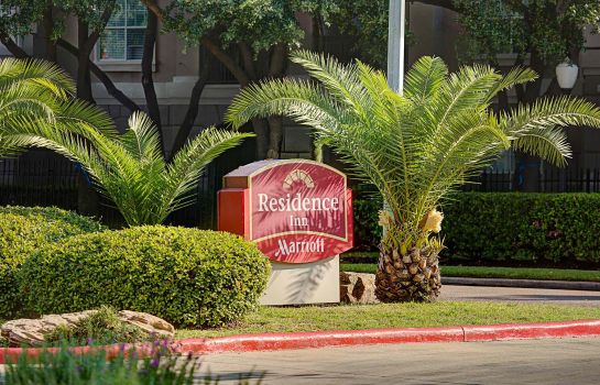 Außenansicht Residence Inn Houston Westchase on Westheimer