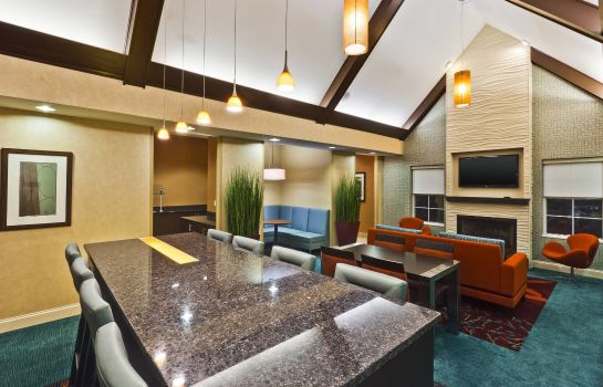 Hotelhalle Residence Inn Indianapolis Fishers