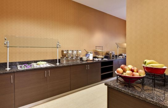 Restaurant Residence Inn Indianapolis Fishers