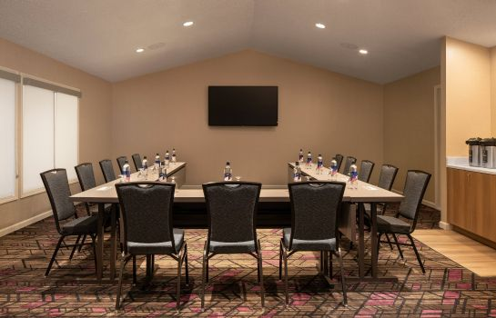 Conference room Residence Inn Las Vegas Convention Center