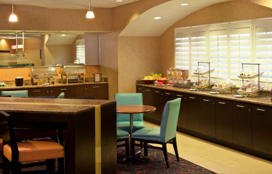 Restaurante Residence Inn Miami Coconut Grove