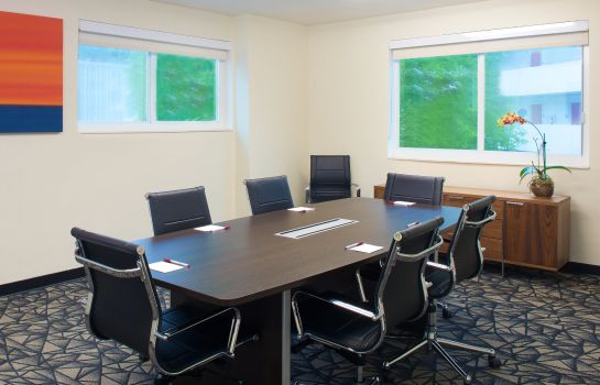 Conference room Residence Inn Miami Coconut Grove