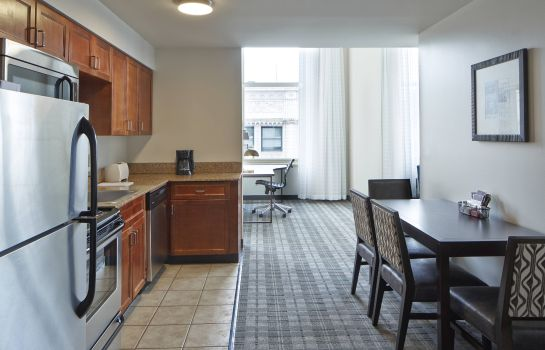 Suite Residence Inn Milwaukee Downtown
