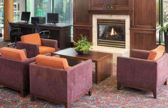 Hotelhalle Residence Inn Minneapolis Edina