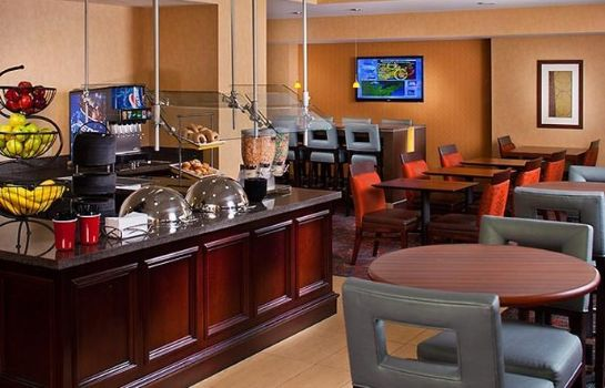 Restaurante Residence Inn New Orleans Downtown