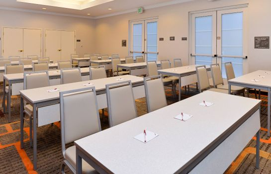 Conference room Residence Inn Palo Alto Los Altos