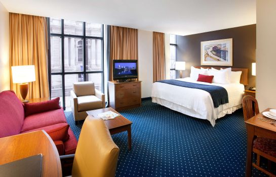 Pokój Residence Inn Philadelphia Center City