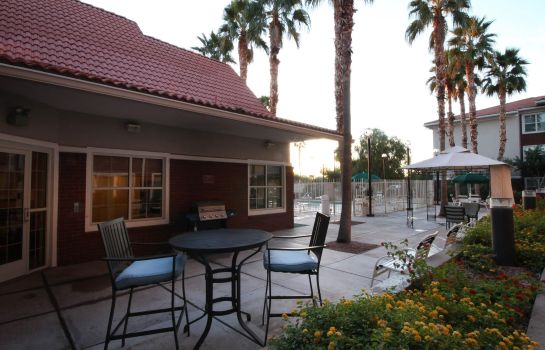 Vista exterior Residence Inn Phoenix Chandler/Fashion Center