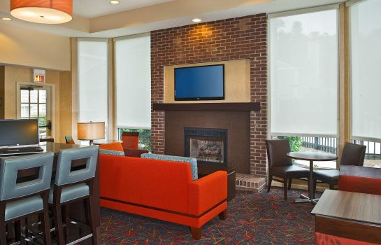 Lobby Residence Inn Durham Research Triangle Park