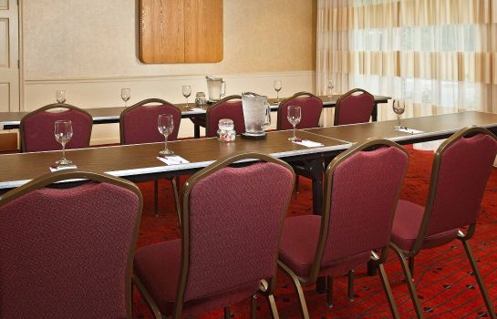 Conference room Residence Inn Durham Research Triangle Park
